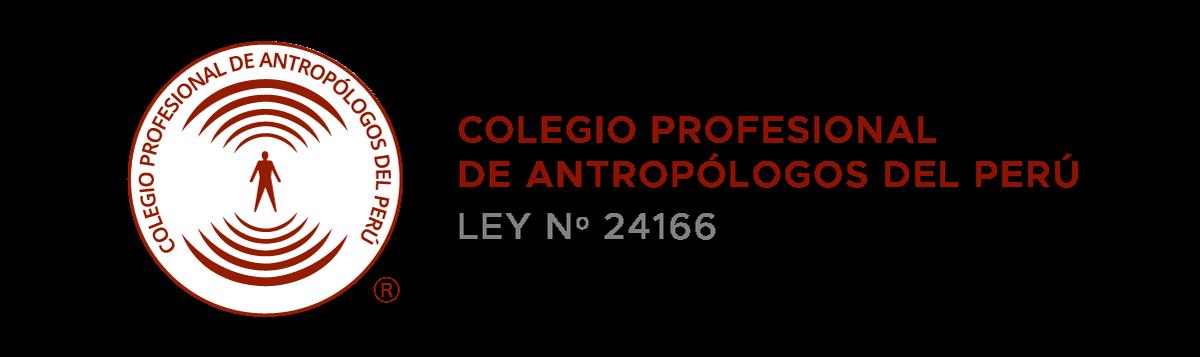 Colegio Profesional de Antropólogos del Perú
